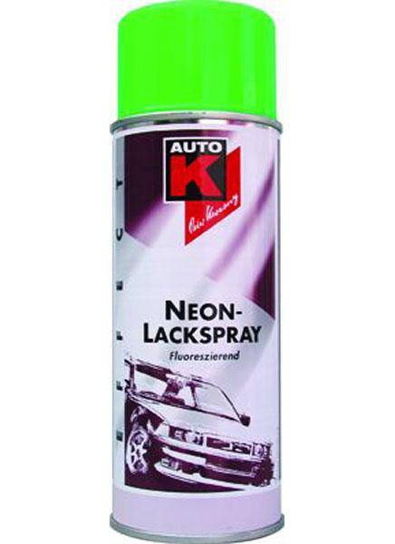auto k neon lackspray lack spray gr n 400 ml. Black Bedroom Furniture Sets. Home Design Ideas